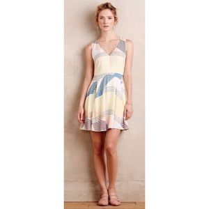 Anthropologie Harlyn Eulalia Tank Dress Striped